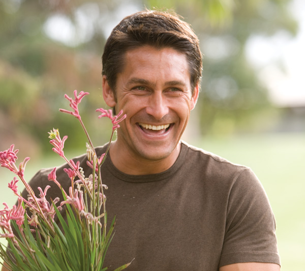Jamie Durie: the garden guru