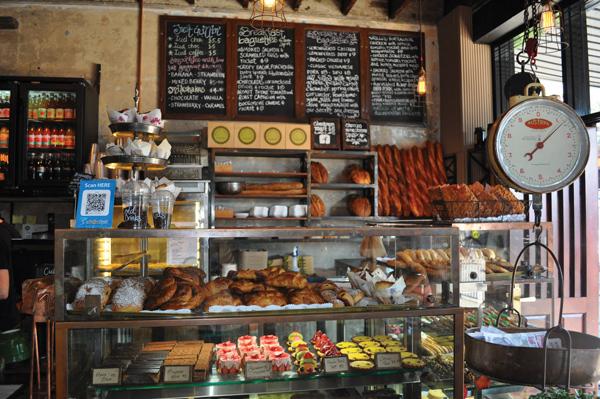Top food spots in Gordon