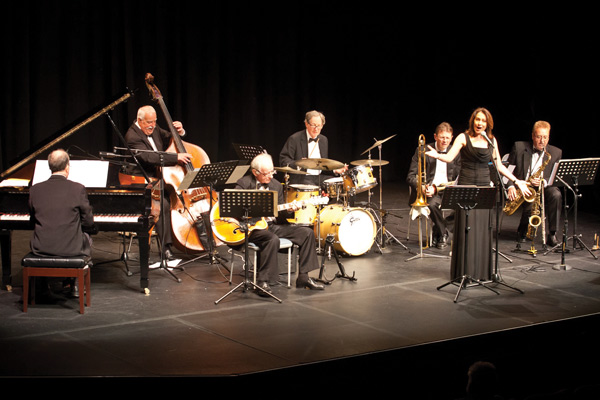 Swing, bop and shake your way to Jazz in the Glen 2013