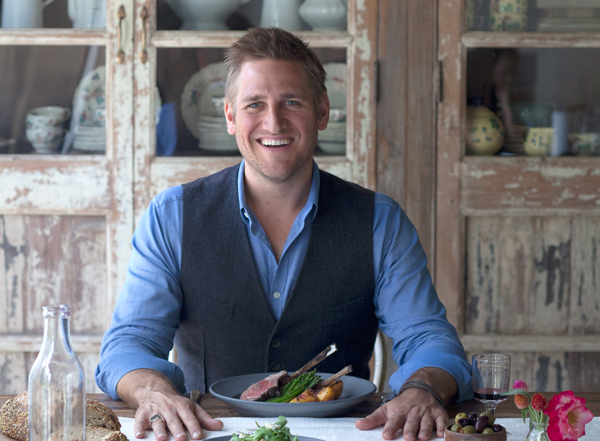 Curtis Stone: spring cooking creations