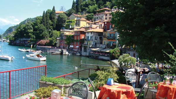 5 reasons to visit Lago di Como