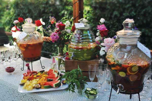 How to: throw an unforgettable garden party