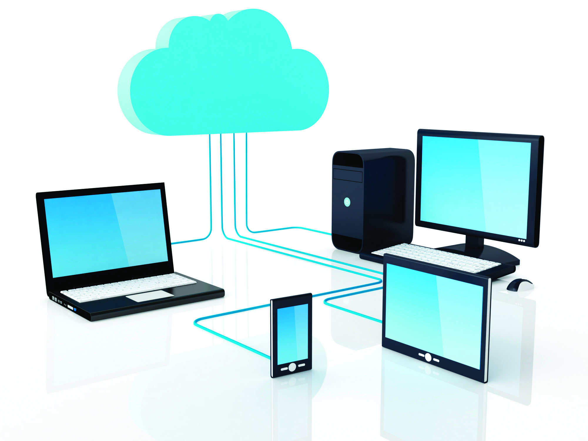 Backup to school with cloud-based data storage services