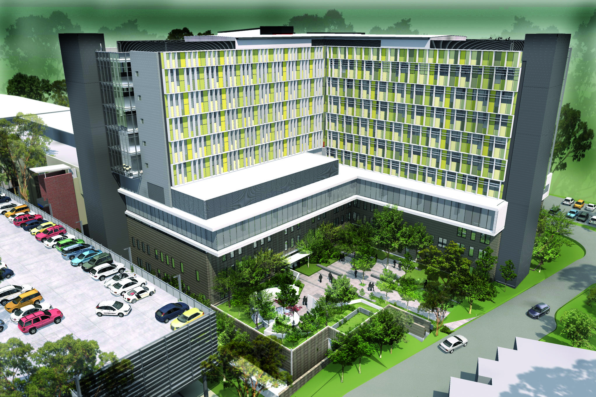 San redevelopment ushers in new era of healthcare