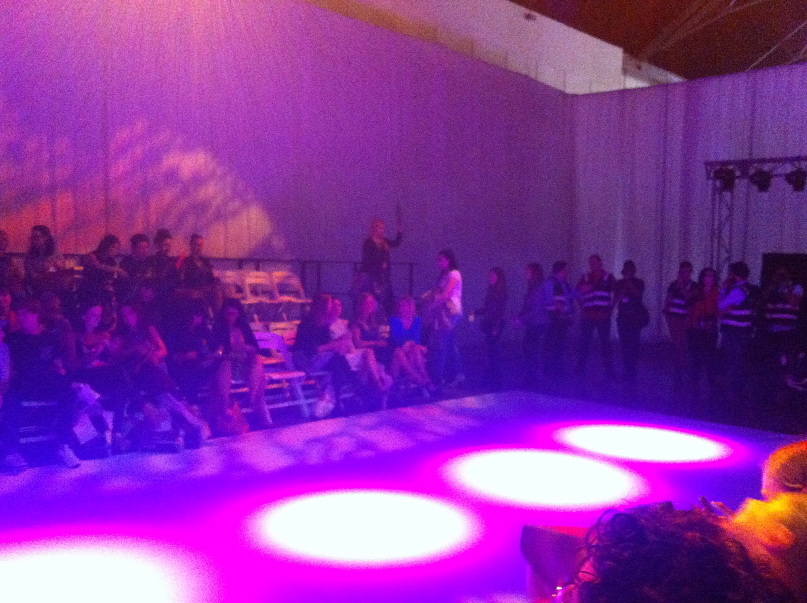 Winter wearables take stage for Sydney Fashion Weekend