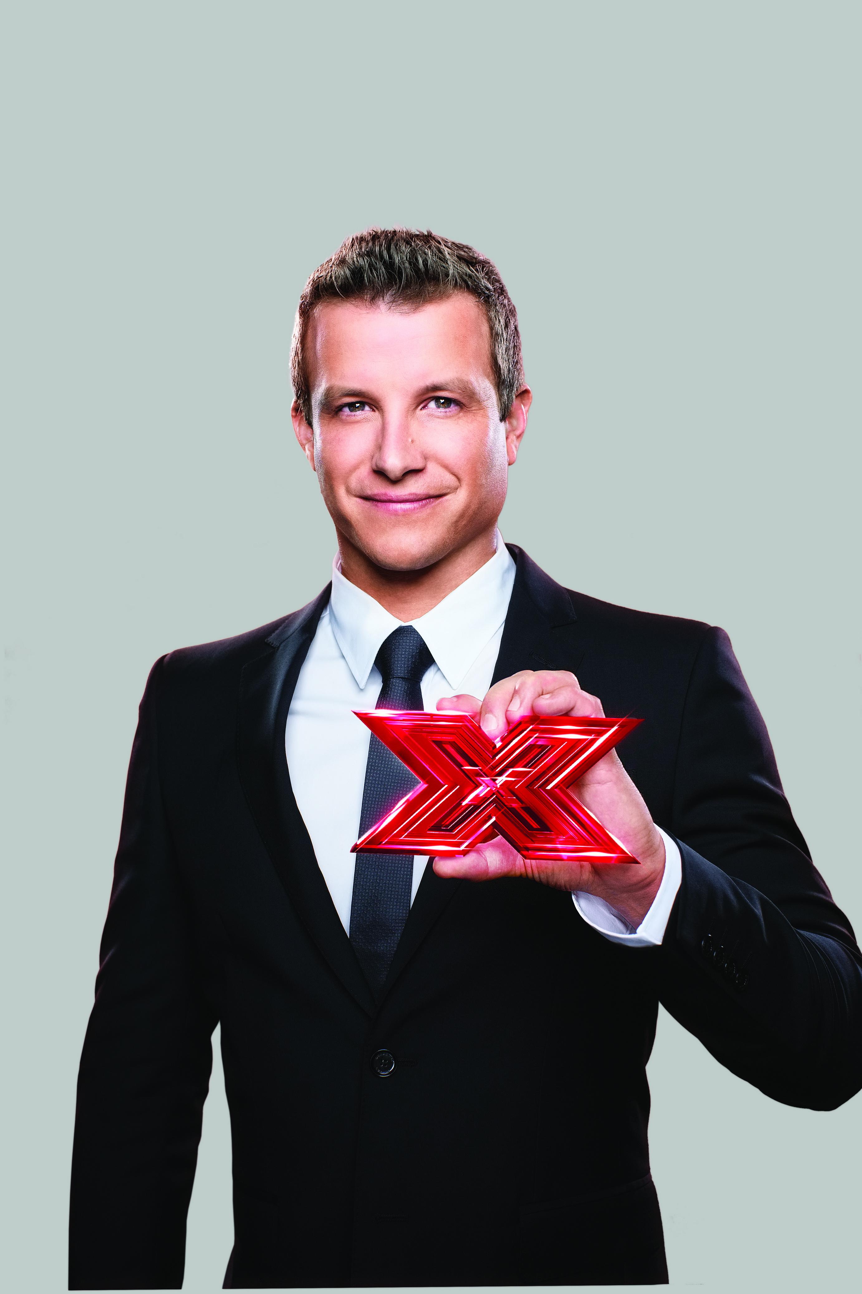 Luke Jacobz has the X Factor