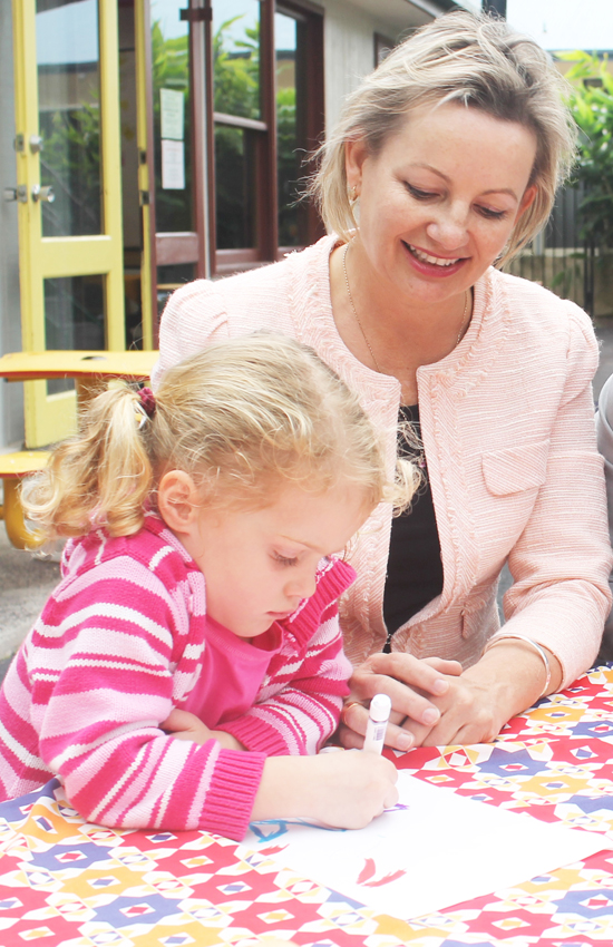 Parliament House: A tough gig for working mums