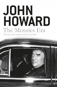 Howard's latest book, The Menzies Era (RRP $59.95). HarperCollins Publishers