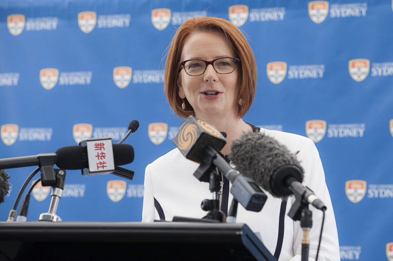 Gillard's Sexism Found to Discourage Women