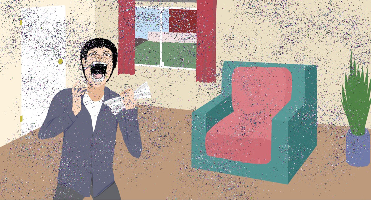 Glitter Bombing and Other Ridiculous Modes of Revenge