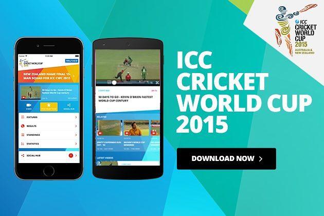 icc world cup app