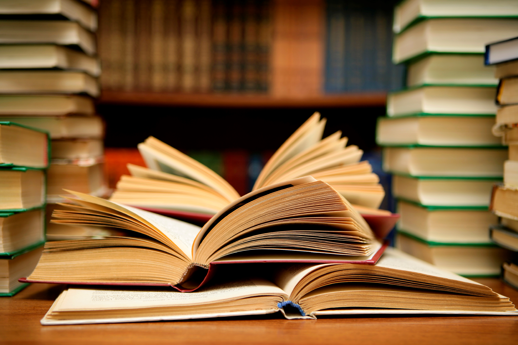 Top Five Winter Reads