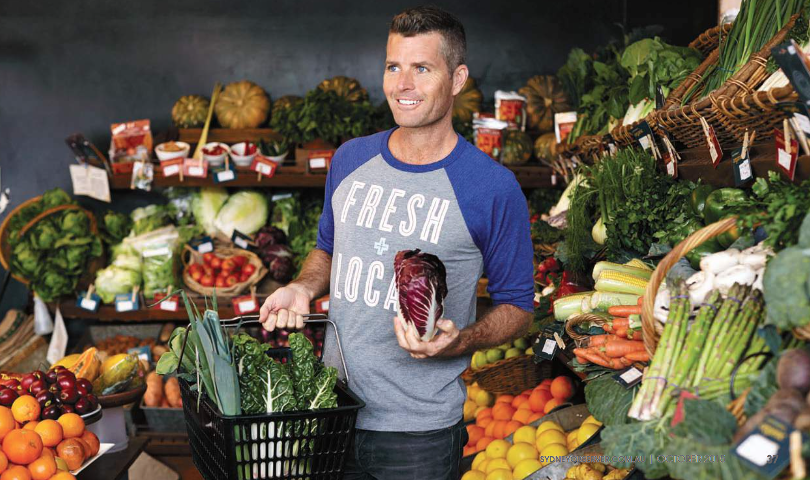 Chatting with Pete Evans