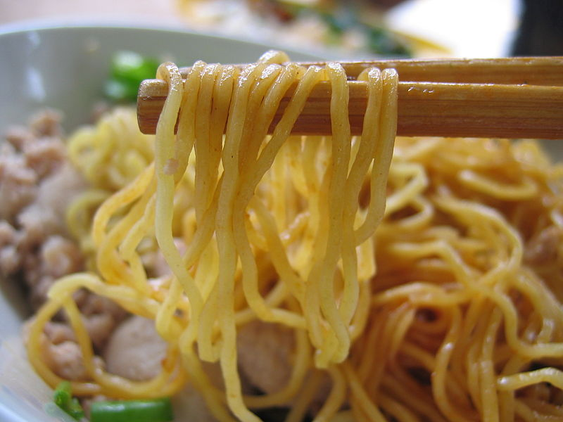 The mysterious Ryo's Noodles