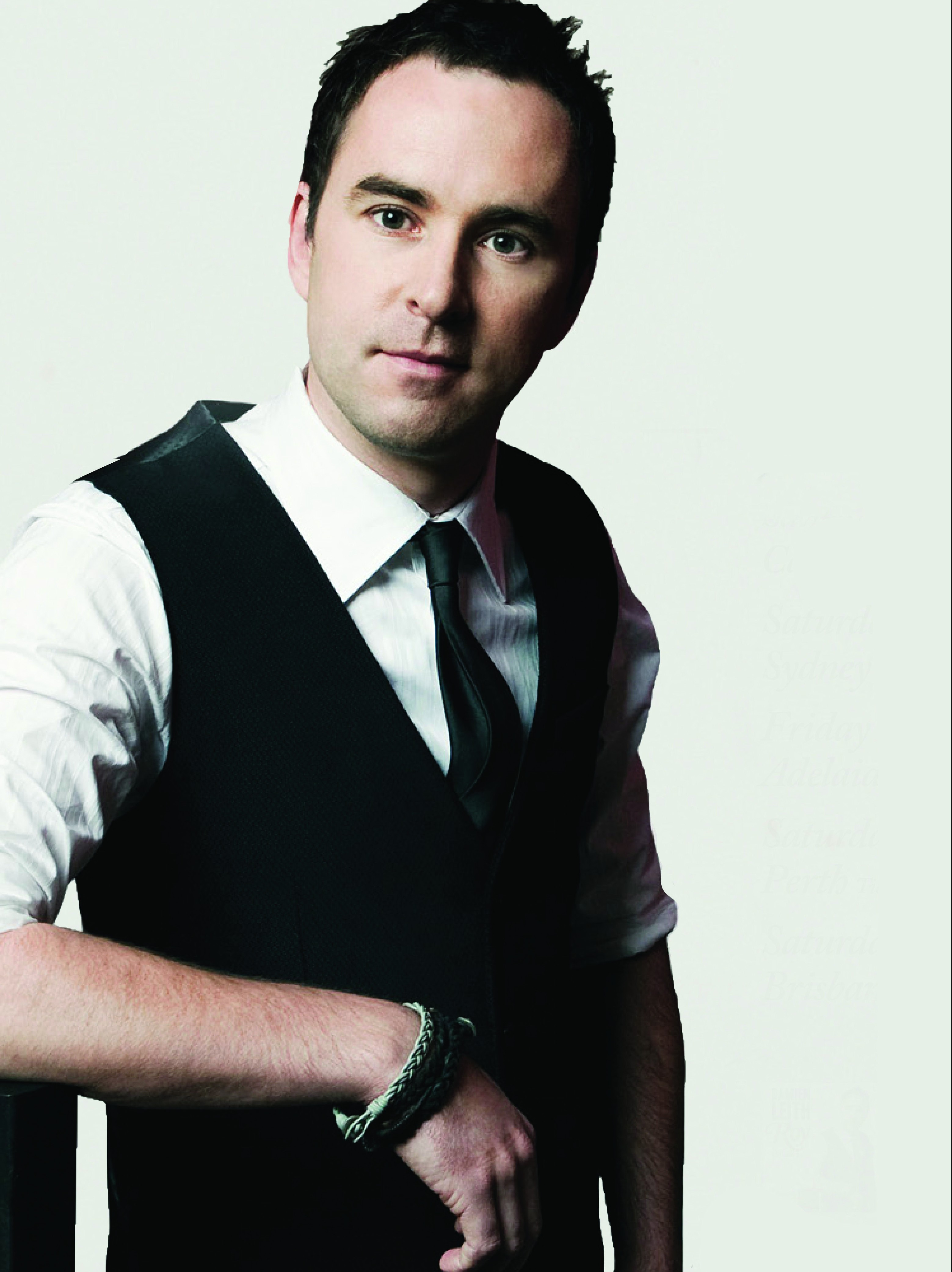 Damien Leith: tribute to an idol