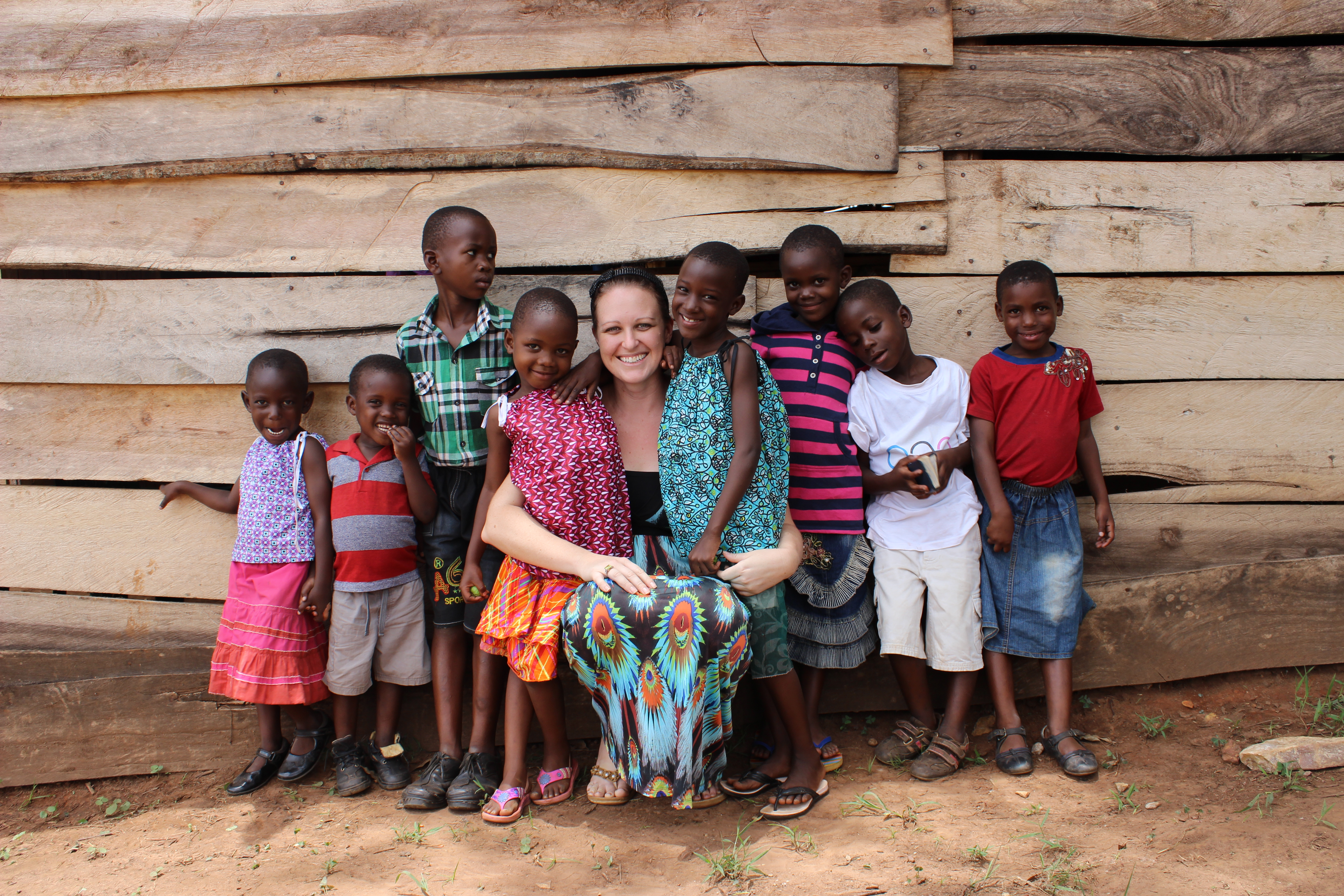 Raising Hope for Ugandan Children