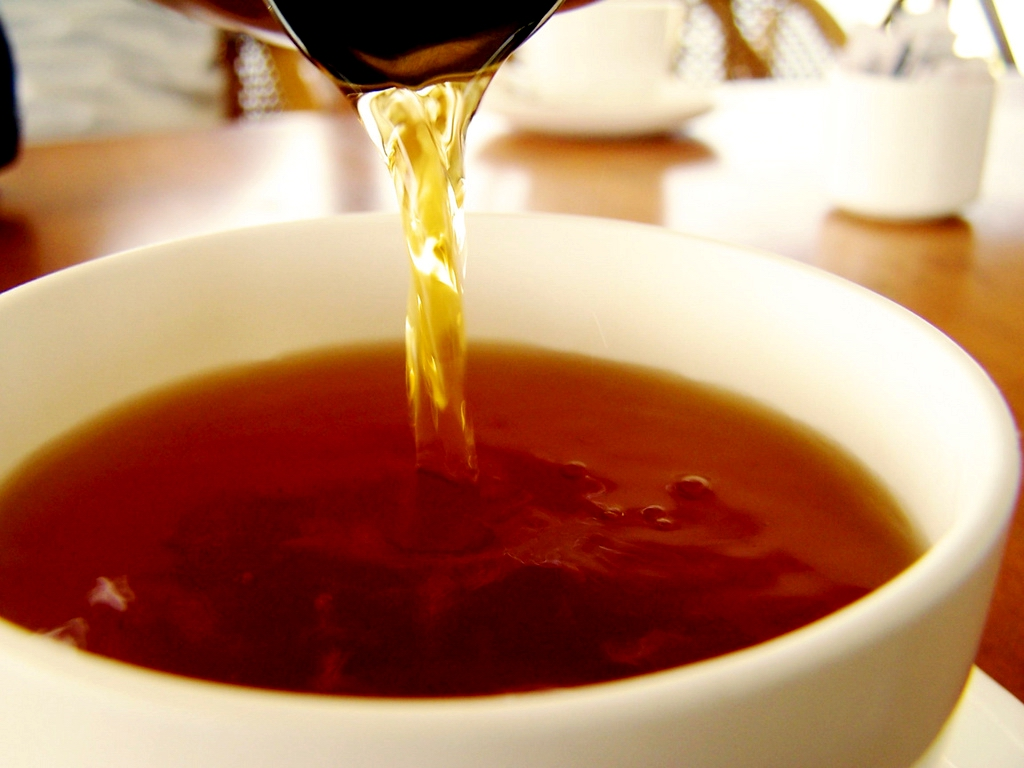 """Put the Kettle On"": Tea consumption on the rise"