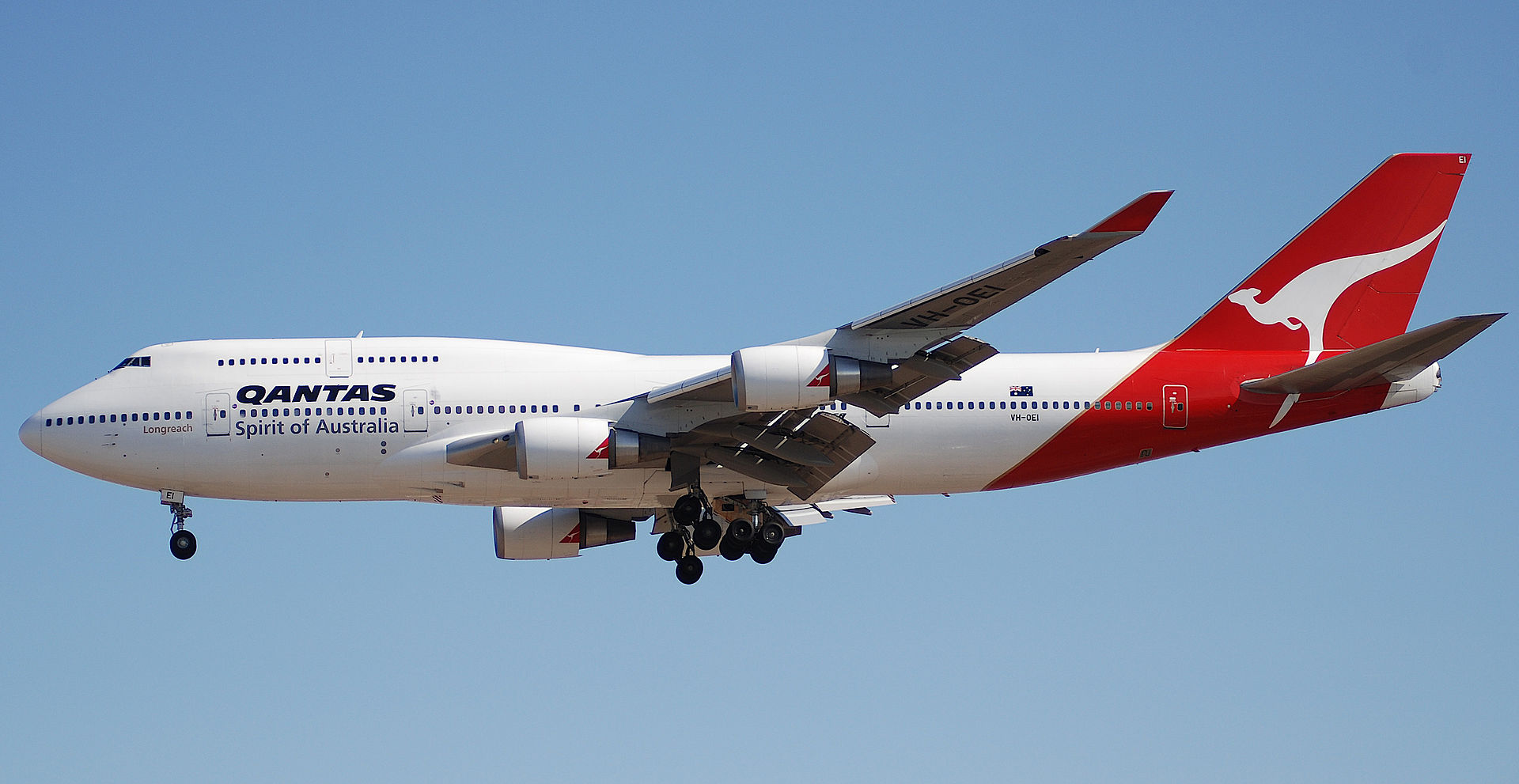 Qantas launches free, in-flight Wi-Fi