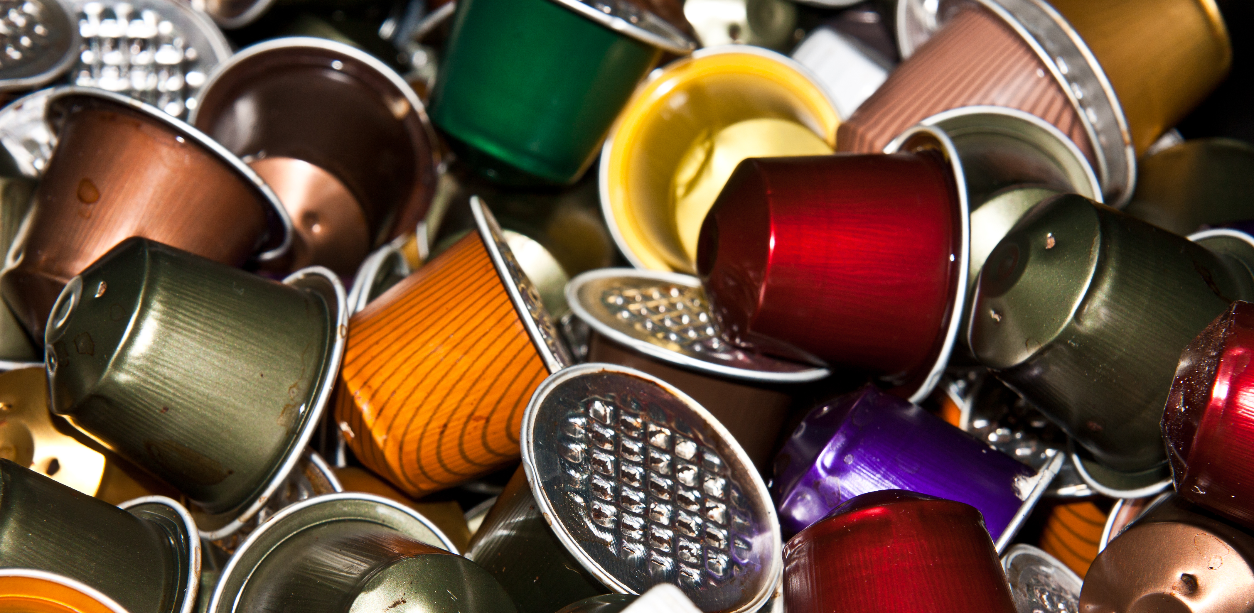 Recycling your coffee pods?