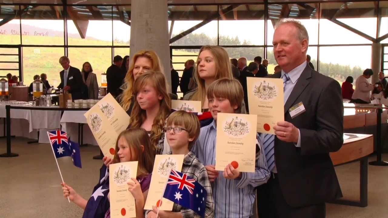 Australian Citizenship Day
