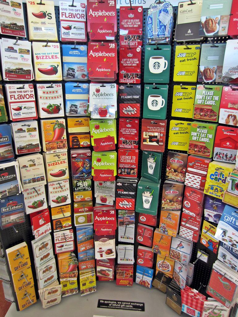 Cash in Your Expired Gift Cards: NSW Fair Trading