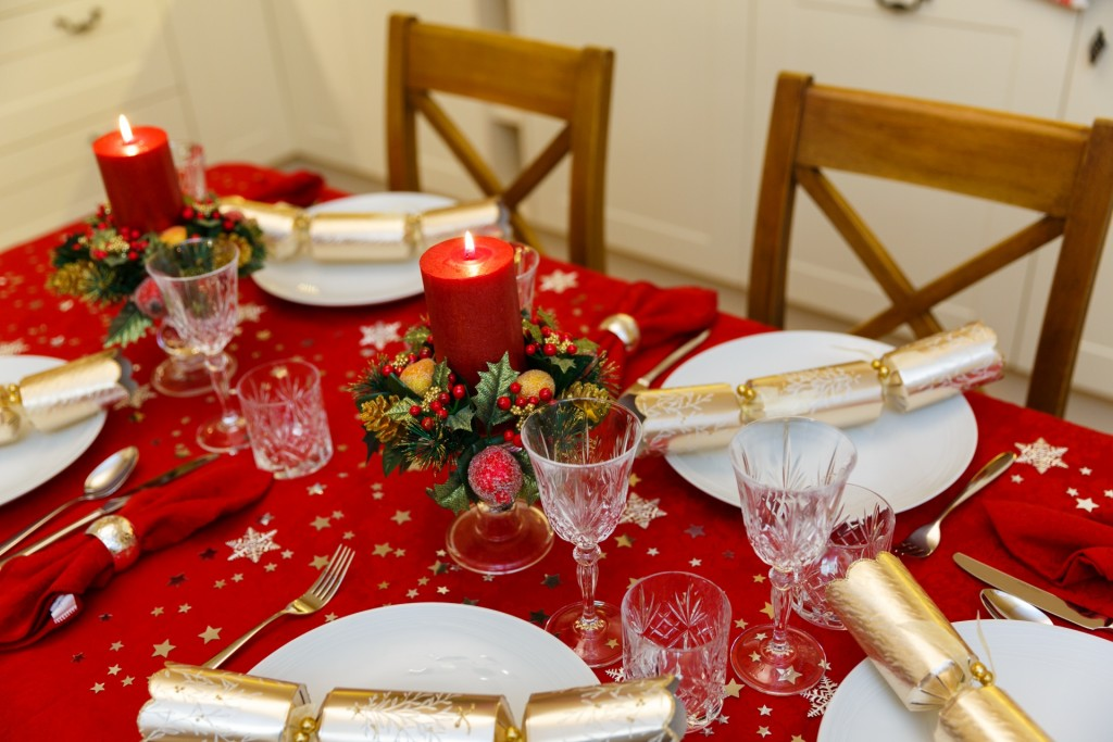 Spice up your Christmas Dinner