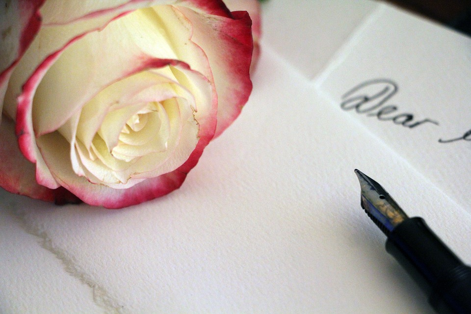 The Art of Love Letters