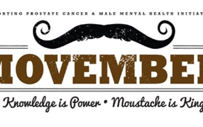 Grow a Mo for Mental Health