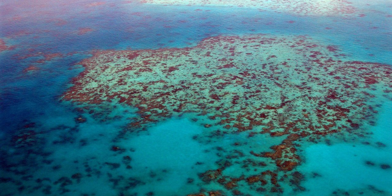 FUNDING INCREASE FOR GREAT BARRIER REEF