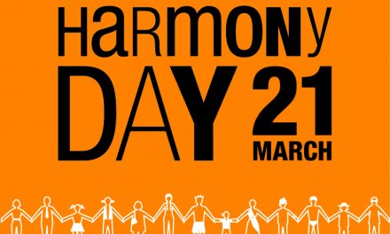 EVERYONE BELONGS ON HARMONY DAY