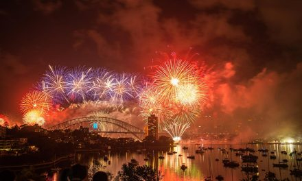 Best New Year's Eve Vantage Points Spots