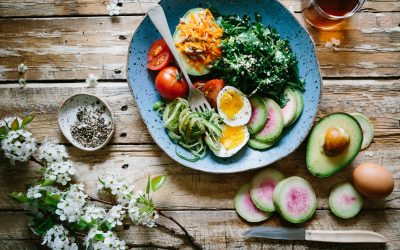 Healthy eating is here to stay