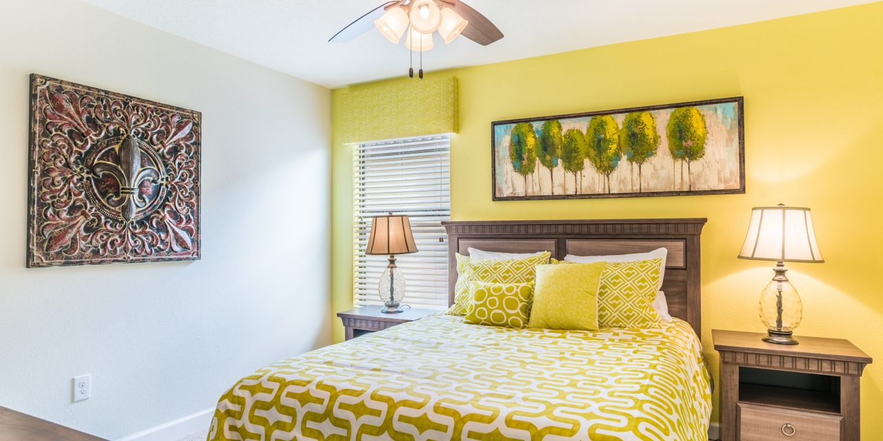 Add Zest to your Bedroom Design