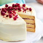 Valentine's Day White Chocolate Cake