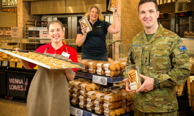 Coles Partners with Bravery Trust in Lead up to Anzac Day