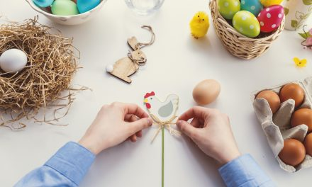 DIY Easter Activities Ideal for Isolation