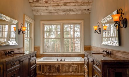 Rustic Bathrooms Designs