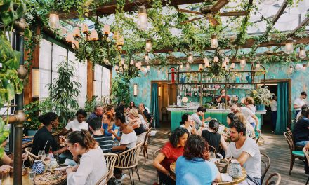 Local Spots for a Lunch Getaway