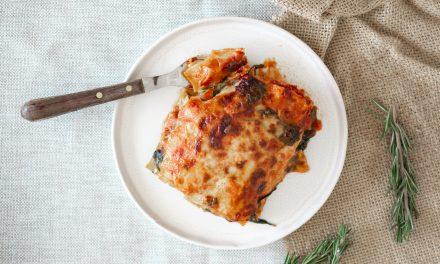 The Ultimate Lasagne Recipe