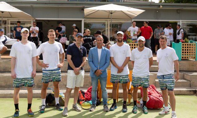 Local Tennis Triumph
