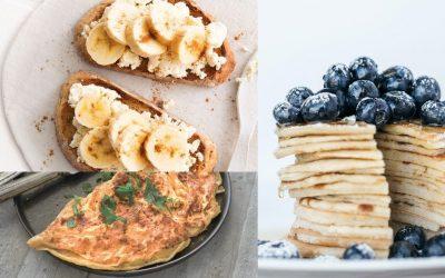 Tasty At-Home Brunch Recipes