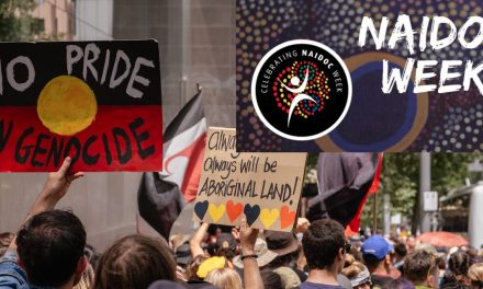 Celebrate NAIDOC Week