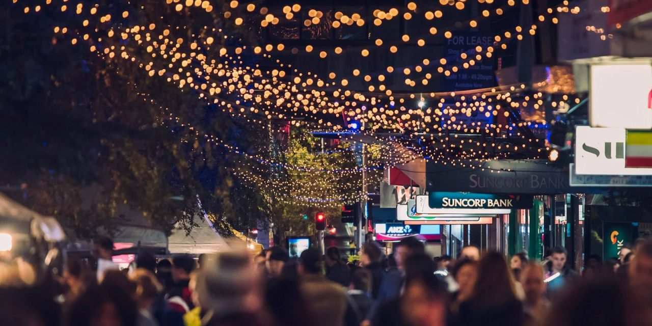 Explore the Chatswood Mall Market this Month