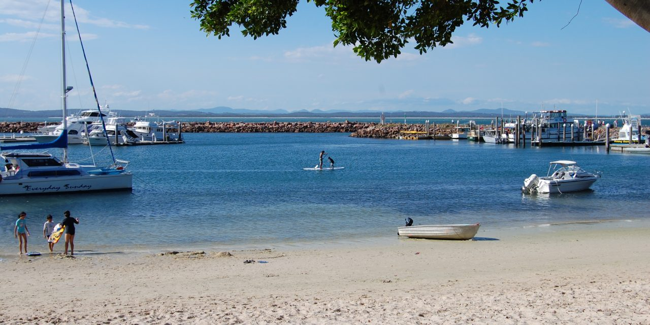 Weekend Getaway: Nelson Bay