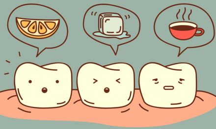 What causes sensitive teeth, and how can I treat them?