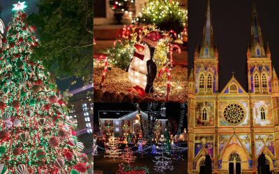 The Best Christmas Lights in Sydney