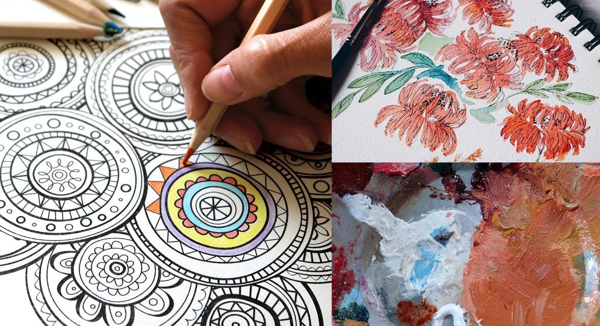The Link Between Art and Wellness