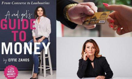 Get Finance Savvy with Effie Zahos