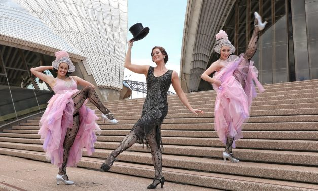 The Merry Widow at Sydney Opera House