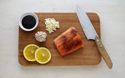 Enjoy Some Salmon this Summer